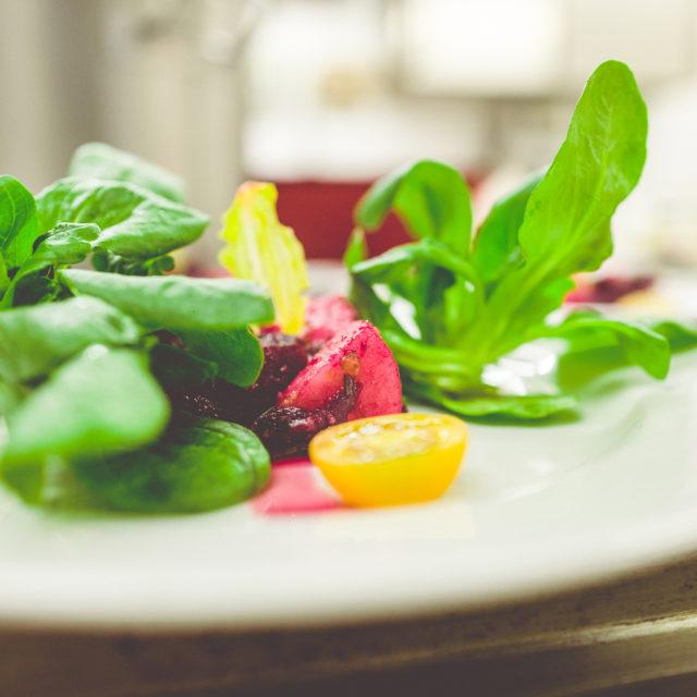 Knackige Salate